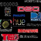 Various plugin logos